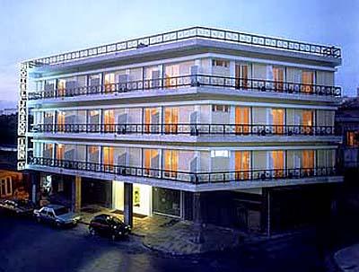 Jason Inn Hotel Athens