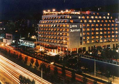 Ledra Marriott Hotel In Athens Athens Town Greece