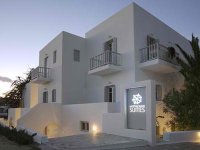 Apartments in  Pollonia, Milos
