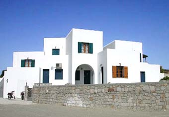hotels in Korfos, Milos