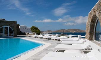Hotels in Tagoo, Mykonos