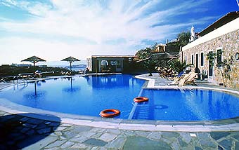 Hotels in Amygdalidi, Mykonos