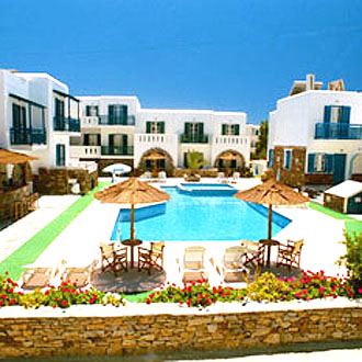 Hotels in Agios Prokopis, Naxos