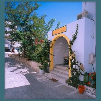 hotels in Saint George, Naxos