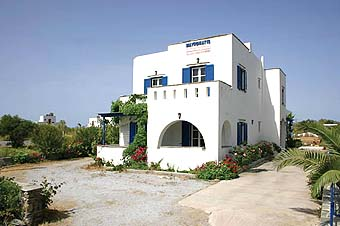 studios in Saint George, Naxos