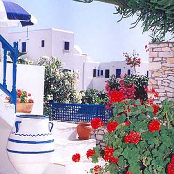 Hotels in Naoussa, Paros