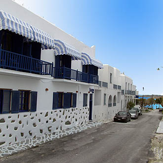 Hotels in Parikia, Paros