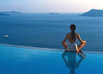Hotel In Oia Santorini