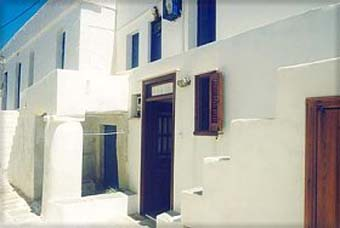 Hotels in Kastro, Sifnos