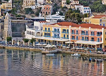 Hotels In Symi Town