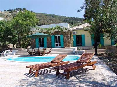 Eleonas Villa Close To Skopelos Town In Island Greece Hotels Raches
