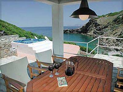 Hotels in Vathias, Skopelos