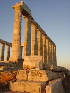 Athens City: Sounion Temple