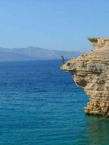 Koufonissia Islands In Cyclades Greece Pano Koufonissi