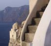 Images from Santorini island