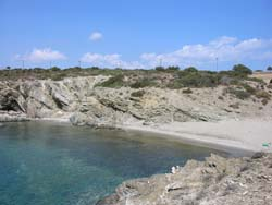 Schinoussa beaches