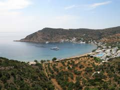 The enchanting island of Sifnos