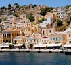 The picturesque island of Symi