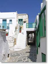 Accommodation in Greece and the Greek islands
