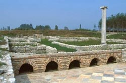 Macedonian monuments