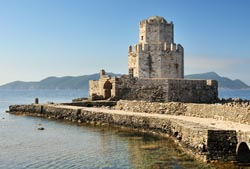 Methoni in Messinia