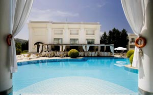 Wide selection of hotels and villas in Epirus