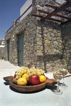Wide selection of hotels in Cyclades